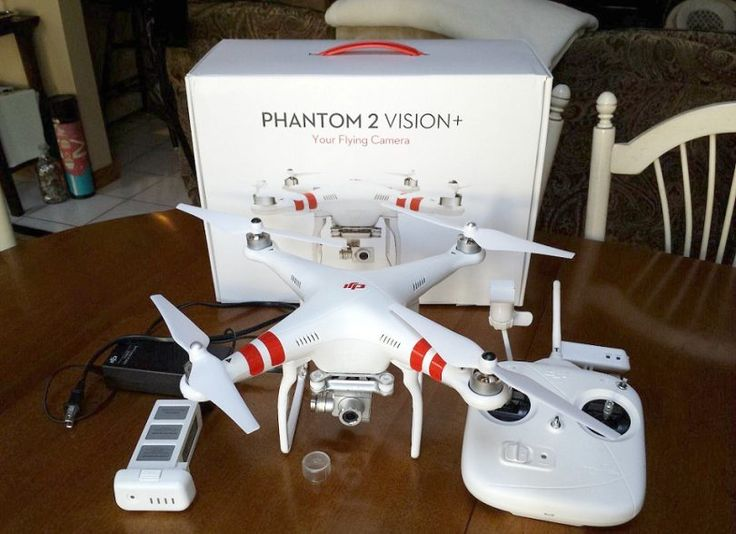 At this moment, one of the best drones on the market has to be the amazing DJI phantom 2 vision plus. This drone is pre-assembled, which means that all you need to do when you get the package is recharge the battery, screw a few minor components, and you are ...