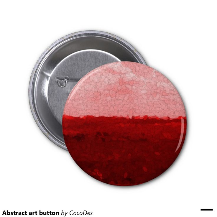 Abstract art button