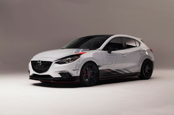 Mazda3, Mazda6 2013 SEMA Concepts are Inspired by Racing and Fashion - Motor Trend WOT