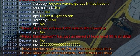How to get your members to cap