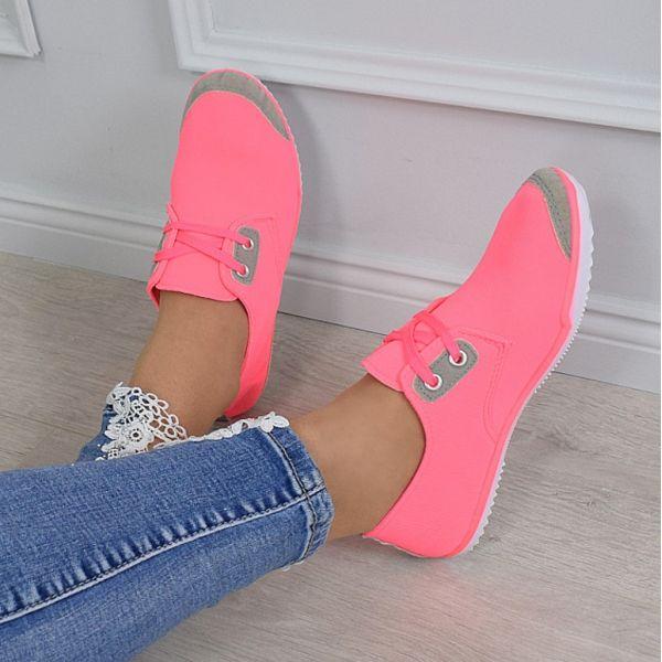 Trampki Lycra Neon Sneakersy Obuwie Stylowe Buty Modne Torebki I Tanie Szpilki Lubiebuty Pl Puma Sneaker Shoes Sneakers