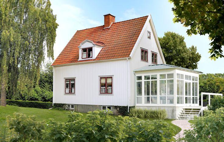 Årets produktnyhet! Nu lanseras VERANDOR för hus från 1900-talets... - Skånska Byggvaror