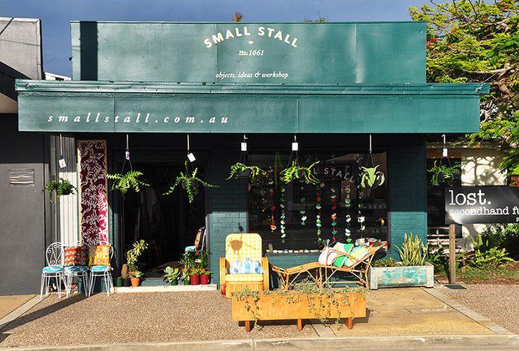 Meet…Small Stall, Palm beach QLD - The Beach People