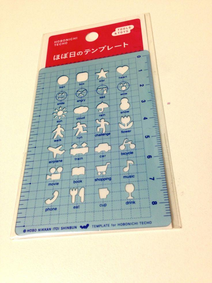 Template++for+planner+MidoriFilofax+scheduler+diary+by+KawaiiTokyo,+$7.50