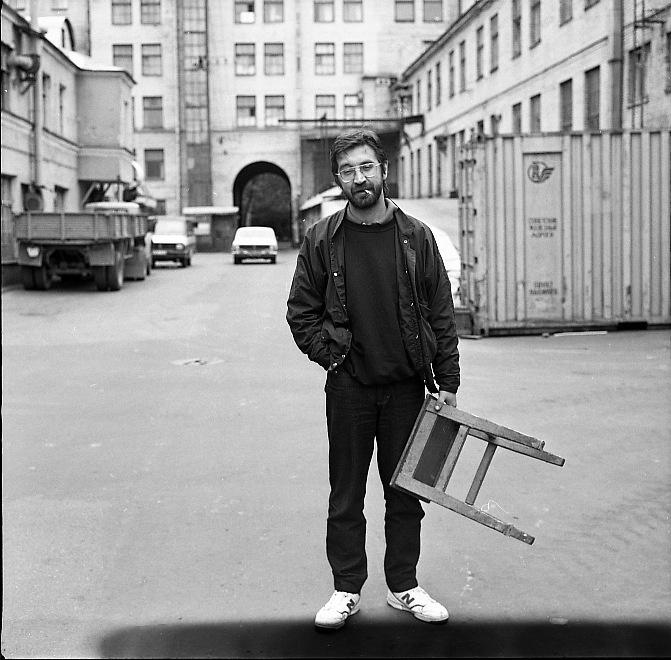 Yury Shevchuk, photo - O. Moiseeva