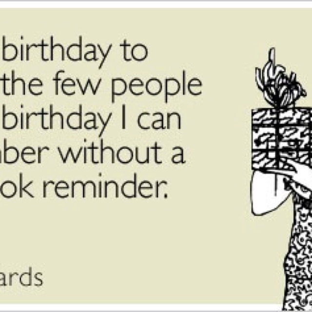 Happy Birthday to my beautiful wife Eve This funny Facebook ecard – Happy Birthday Email Cards Funny