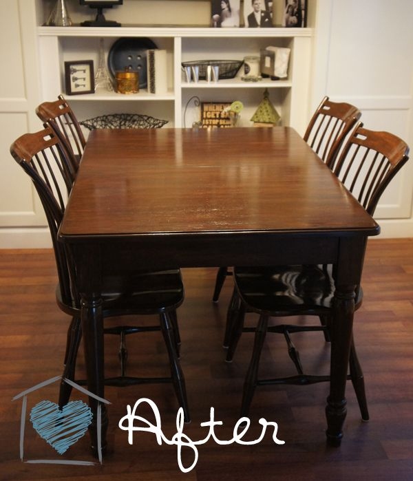 92 Best Images About Kitchen Table Redo On Pinterest: 1000+ Images About Java Gel Stain On Pinterest