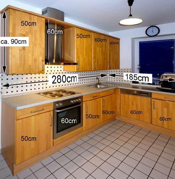 Las 25 mejores ideas sobre Küche Mit Geräten en Pinterest - küche zu verkaufen