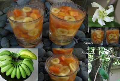 Saveurs & Expériences: Fruits et Crèmes