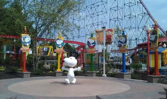 Worlds Of Fun: Planet Snoopy, CANT WAIT TO TAKE KIDDO TO IT THIS SUMMER!!!Plus group vacation!!!!!!!