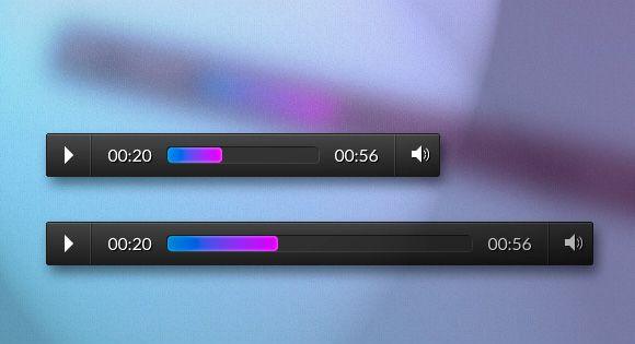 Audio Player: Responsive & Touch-Friendly. http://tympanus.net/Development/AudioPlayer/ --- http://www.rudebox.org.ua/adaptive-audio-player-website/ http://www.rudebox.org.ua/demo/adaptive-audio-player-website/