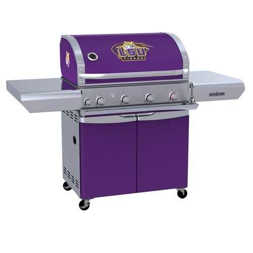 LSU Tigers MVP Gas Grill - LSU Tigers - SHOP SPECIALS - Stine
