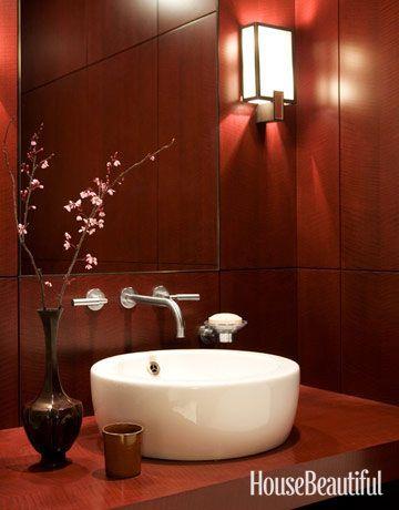 Bathroom Ideas Red Decor best 25+ red bathrooms ideas on pinterest | paint ideas for
