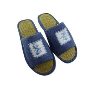 Men Open Toe Indoor Slipper - China Slipper;indoor slippers;boys sippers