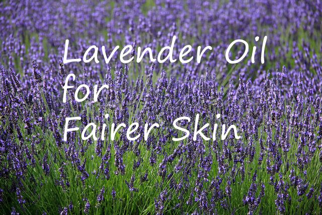 http://www.skindiseaseremedies.com/lavender-oil-skin-lightening/  Lavender Oil for Skin Lightening  Mix lavender oil with jojoba oil and apply it over pre-washed face. #fairskin #darkspots