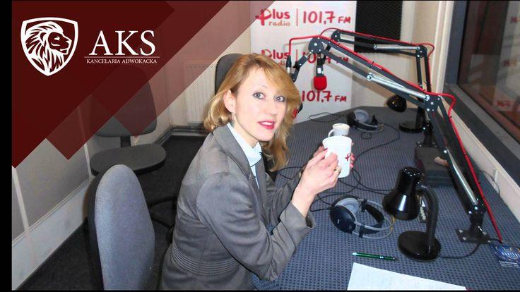 O tym jak ważne jest korzystanie z pomocy adwokata na jak najwcześniejszym etapie sprawy. Adwokat Agnieszka Kapała-Sokalska w Radiu Plus. Strona internetowa kancelarii: http://www.aks-adwokat.pl/