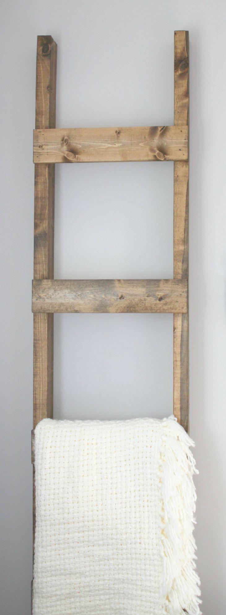 Diy Blanket Ladder Best 25 Quilt Ladder Ideas On Pinterest Blanket Rack Blanket