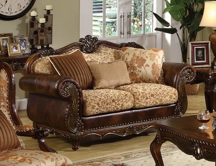 Traditional chairs for living room and fabric chair acme furniture living room chairs Traditional home decor pinterest
