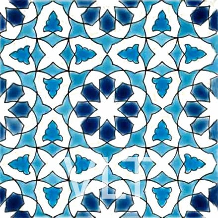 Tiles, Mosaics and Patterns of the Far East #pattern #texture