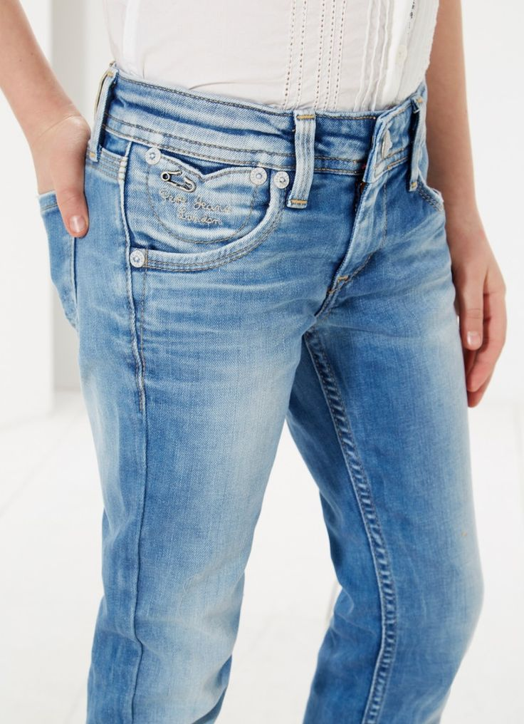 Jean slim fit BRITTANY | Pepe Jeans London