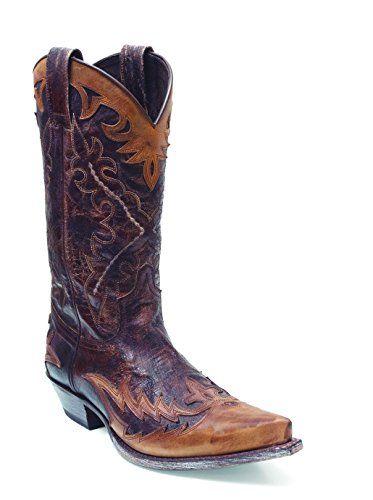 SENDRA - Cuervo Tras - Bottes De Cowboy, unisex-adult, brown (tan/quercia), taille 43 Sendra http://www.amazon.fr/dp/B00ZZY69CY/ref=cm_sw_r_pi_dp_SpNvwb1Q563PK