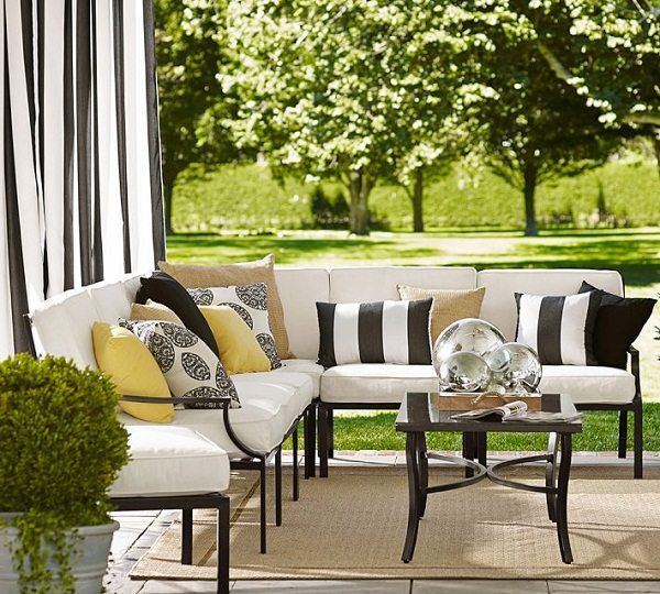 25 elegant patio furniture designs for a stylish outdoor area - Patio Furniture Design