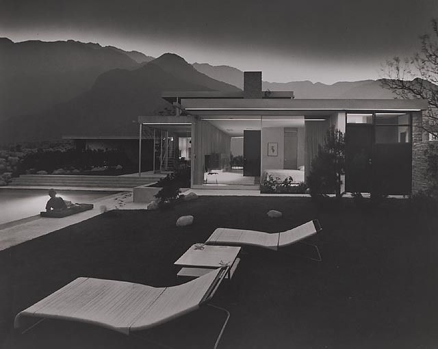 Back to the Future: Build Your Own Richard Neutra Home! But will it be a green home?