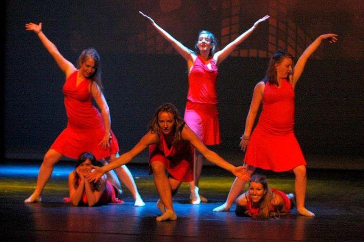 Jazzdance bij Dance d'Ali; gevarieerd van funky naar lyrical, op fijne populaire muziek!