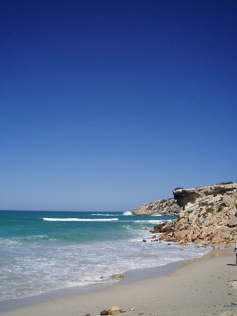 ✮ The beach at Arniston, South Africa