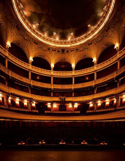 lovely opera theater