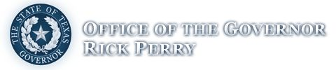 Office of the Governor Rick Perry