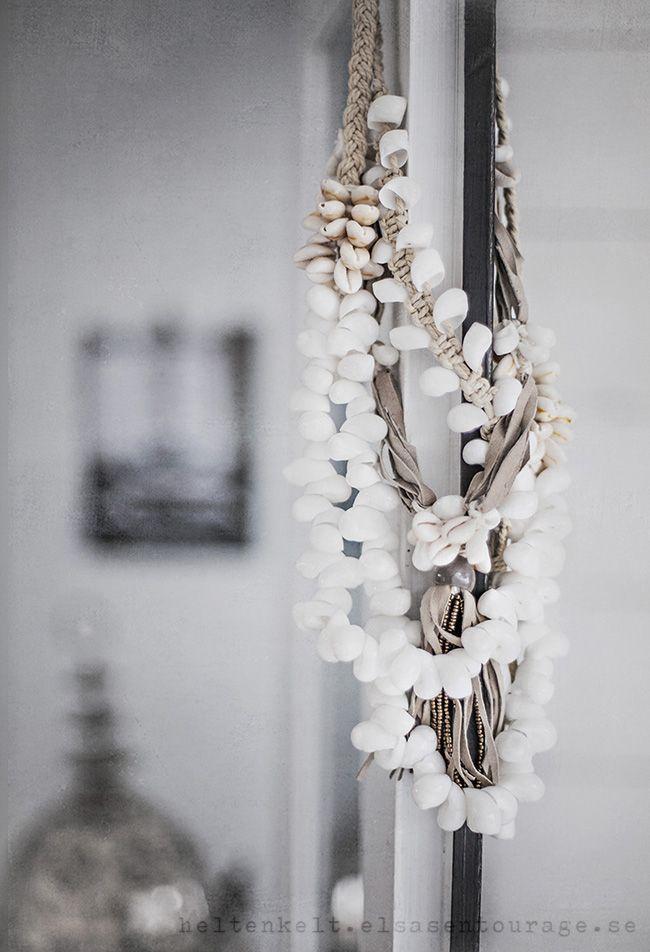 Shell necklaces (sixtydays) ~ETS