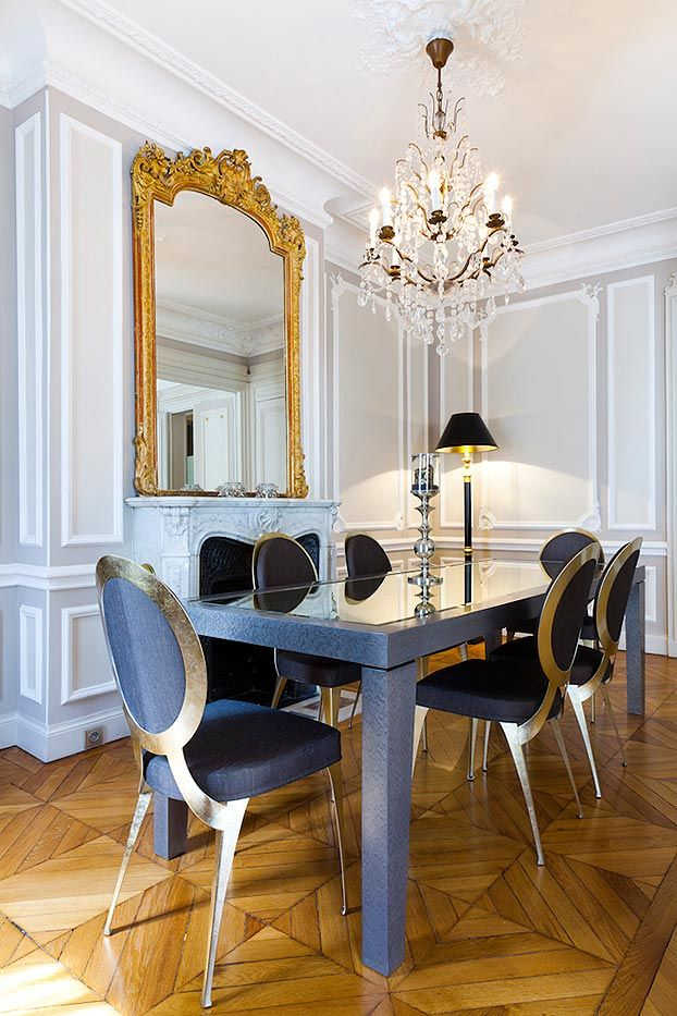 Palais Royal   An Apartment That Takes The Entier First Floor Of A Stunning  Haussmann