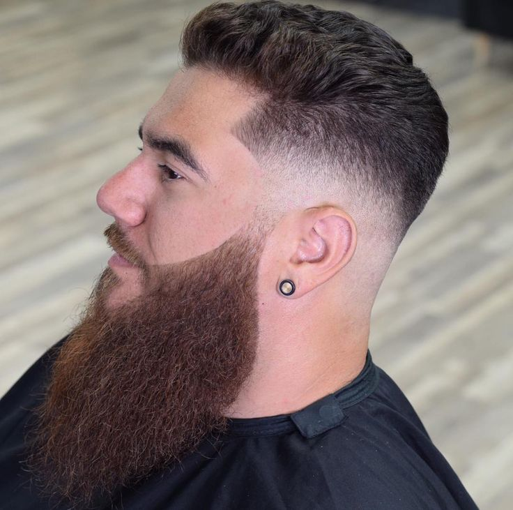 10 best Beard styles with haircuts images on Pinterest   Male ...
