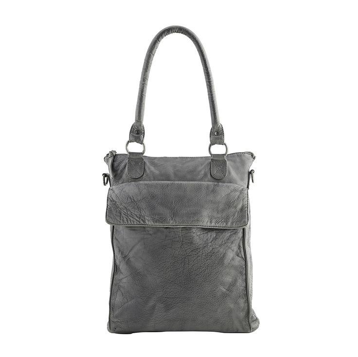 Urban Choice, shopper, style 11132. Winter grey.