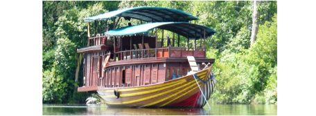 KALIMANTAN RIVER CRUISE, 4D3N | HopOnIndonesia
