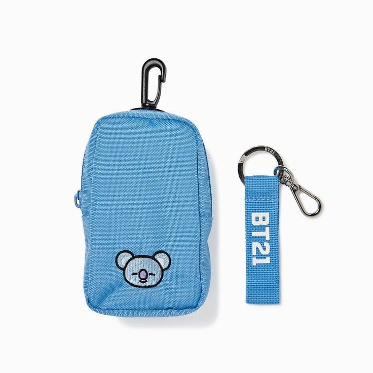 Bt21 Bag Charm Koya