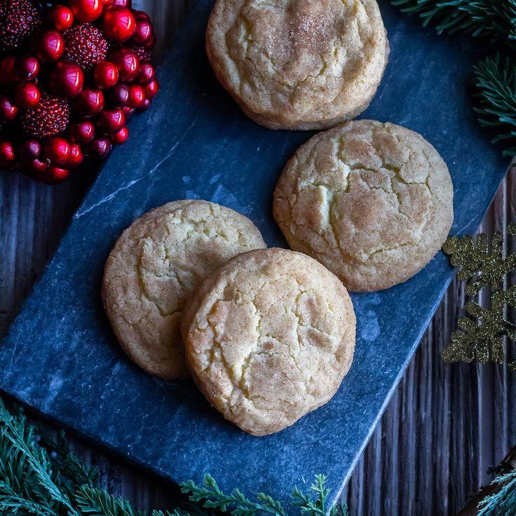 An alle Jungs, die ich schon geliebt habe: Snickerdoodle Cookies