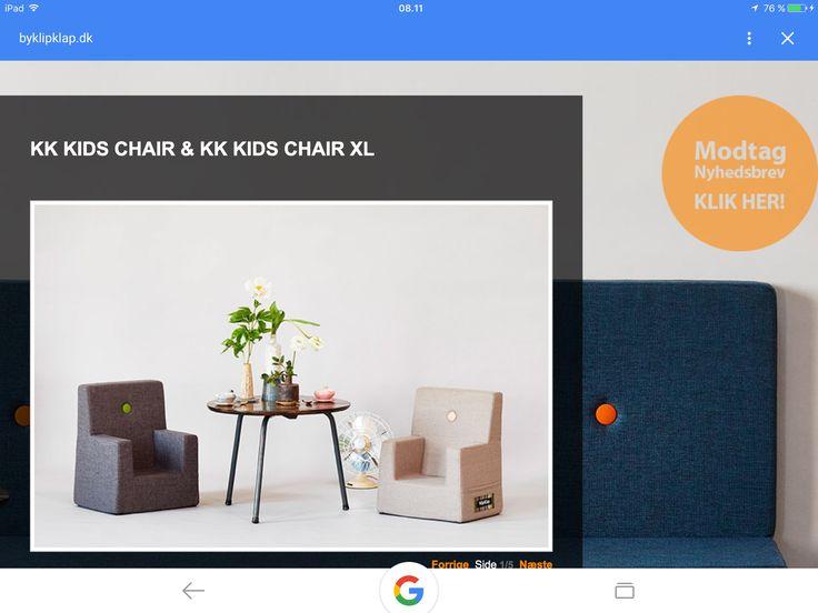 Nice kids chair