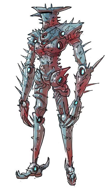 Holy Thorn Knights | Kill Six Billion Demons Wiki | Fandom powered by Wikia