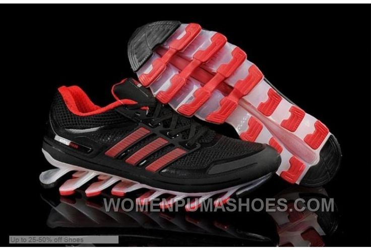 http://www.womenpumashoes.com/adidas-men-springblade-black-red-running-shoes-online.html ADIDAS MEN SPRINGBLADE BLACK RED RUNNING SHOES ONLINE Only $72.00 , Free Shipping!
