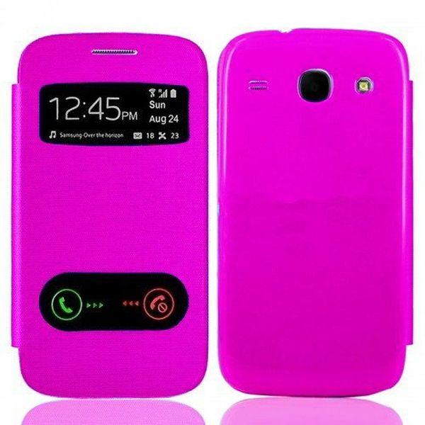 Θήκες Flip Cover S-View για Samsung Galaxy Core & Core Plus σε 5 ανεπανάληπτα χρώματα - Διάλεξε πια σου ταιριάζει από εδώ http://ecase.gr/thikes-samsung-galaxy/thikes-samsung-galaxy-core-and-core-plus-page-2.html
