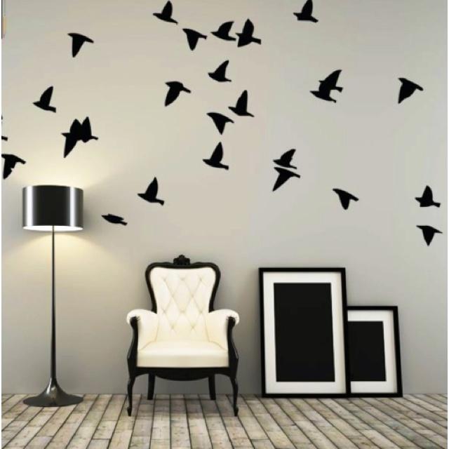 Accessories can make or break a monochrome room