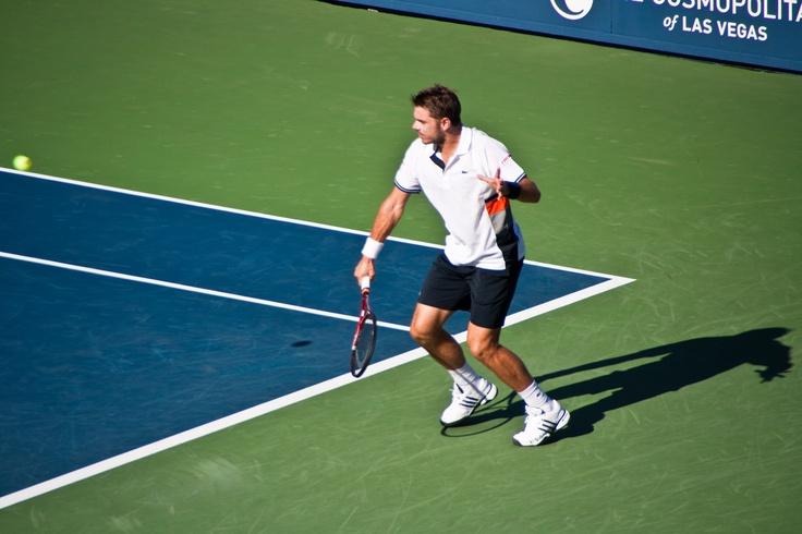SW / 4R / 18 / Novak Djokovic / 2 / 6-4, 6-1, 3-1.