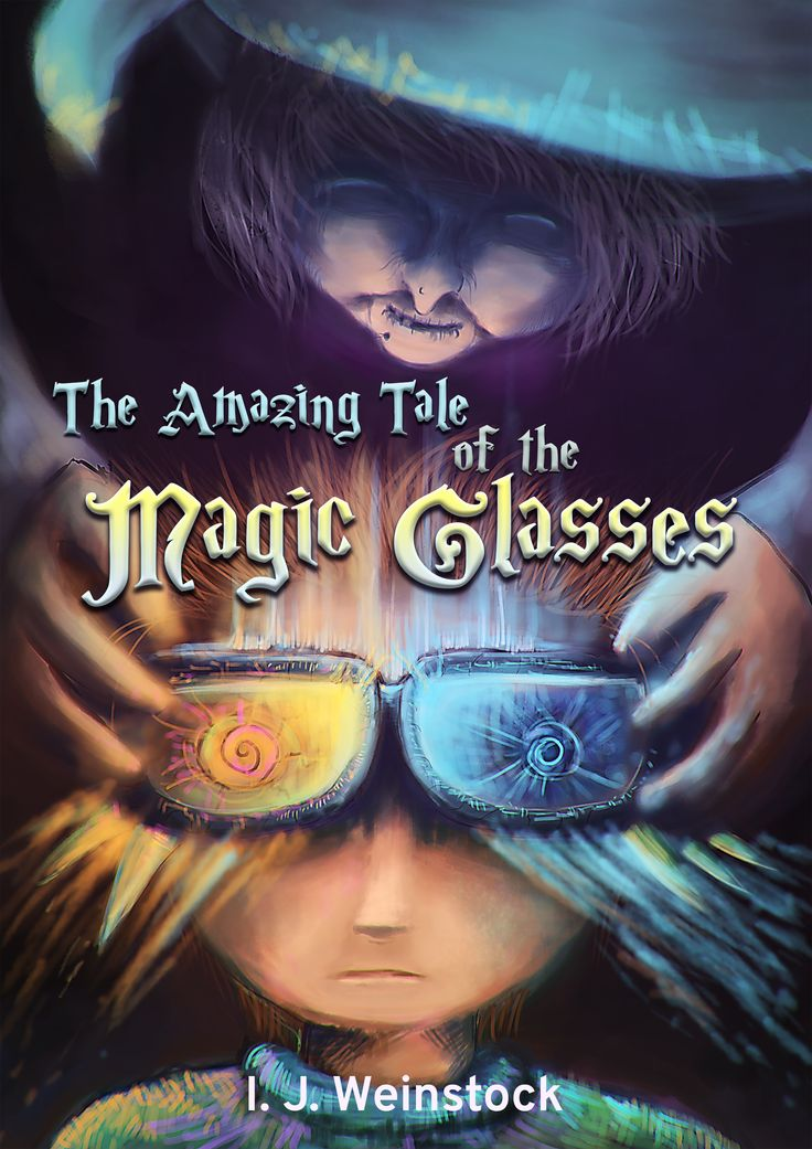 The Magic Glasses | 99designs