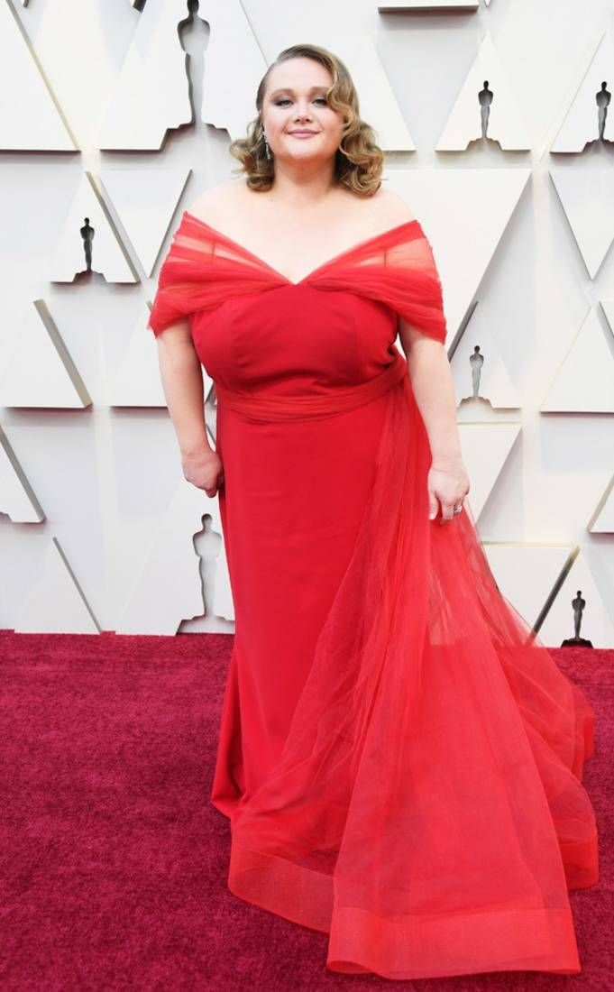 Danielle Macdonald from 2019 Oscars Red Carpet Fashion