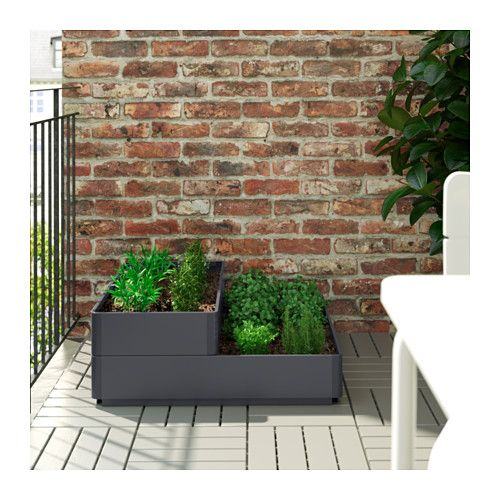 SALLADSKÅL 植木鉢用トレイ  - IKEA