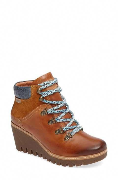 92ada365bb8 PIKOLINOS Brandy Platform Wedge Boot (Women)  walkingboots