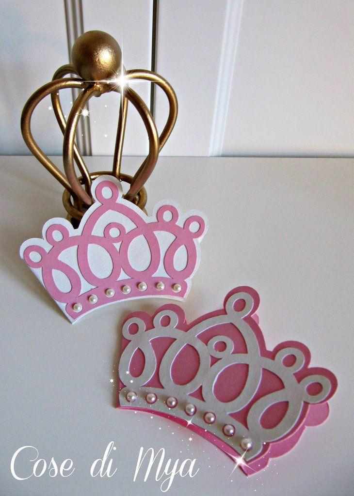 Inviti per Principi e Principesse, by COSE DI MYA, 30,00 € su misshobby.com