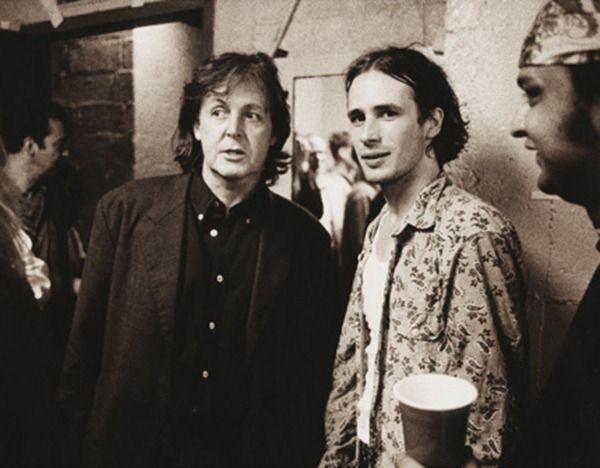 Paul McCartney & Jeff Buckley